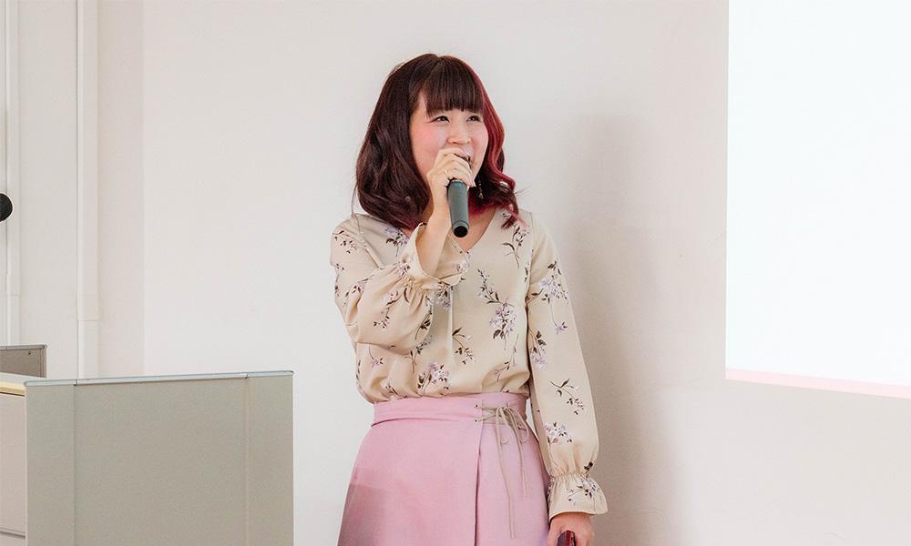 瀬口 理恵(5DG)さん